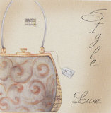 Handbag II Posters by E. Serine