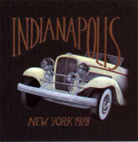 Indianapolis Prints by J. Clark