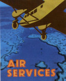 Air Services Prints by Diego Patrian