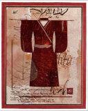 Kimono I Posters by Françoise Unel