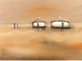 On the Waterfront III Prints by Jan Eelse Noordhuis