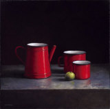 Pots and Pans II Posters by  Van Riswick