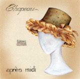 Chapeau II Posters by E. Serine