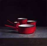 Pots and Pans I Kunstdrucke von Van Riswick 