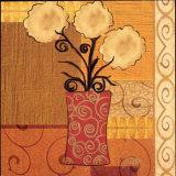 Ramo Floral Pósters por Jill Barton