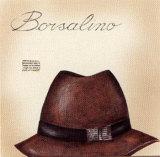 Borsalino Posters by E. Serine