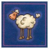 Gedeon le Mouton Prints by Raphaele Goisque