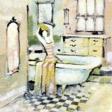 Bath Passion XI Prints by M. Ducret