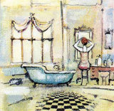 Bath Passion XIII Prints by M. Ducret