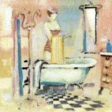 Bath Passion XV Prints by M. Ducret