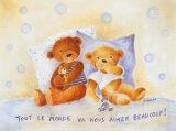 Tout le Monde Va Nous Aimer Beaucoup Art by Joëlle Wolff