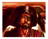 Pirate Photographic Print by Tracy L. Good