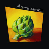 Artichoke Prints by Mary Naylor