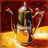 Tea Pot IV Prints by Sarah Waldron