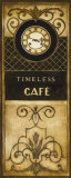 Timeless Cafe Posters by Kimberly Poloson