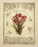 Garden Show II Prints by Katherine Jones
