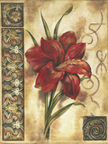 Illuminated Lily I Affiches par Ruth Franks