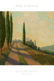 Tuscan Path I Prints by Allan Stephenson