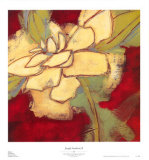 Jungle Gardenia II Posters by Susan Davies