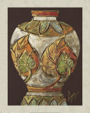 Birch Leaf Pottery Posters by Ronald Thompson