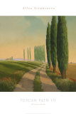 Tuscan Path III Prints by Allan Stephenson