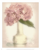 Lovely Hydrangea Posters by Donna Geissler