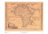 Africa, 1800 Prints