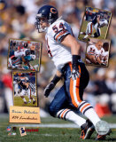 Brian Urlacher - 2005 Scrapbook Photo