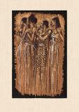 Sisters in Spirit Plakater av Monica Stewart