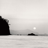 Sunset, Oki Island, Japan Posters by Rolfe Horn