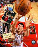Yao Ming - 2005 Scrapbook Photo