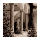 Piazza, Toscana Prints by Alan Blaustein