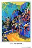 Los escaladores Póster por Malcolm Farley