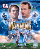 Eli And Payton Manning Photo