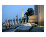 World War II Memorial Photographic Print by William Luo