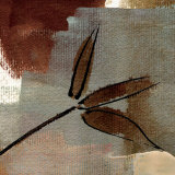 Leaf Gesture II Posters af John Butler