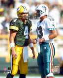 Brett Favre / Dan Marino Photo
