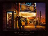 Matinee om middernacht, Midnight Matinee Poster van Chris Consani