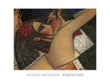 Tango Kiss Posters af Andrei Protsouk