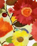 Garden of Love I Poster von Kim Parker