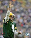 Brett Favre - Last Game of 2005 Season Photo