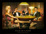 Four of a Kind Poster af Chris Consani