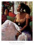 Monica Stewart - Peaceful Moment - Poster