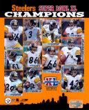 Super Bowl XL - 2005 Steelers Championship Team Composite Photo