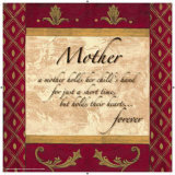 Mother Posters by Debbie DeWitt