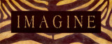 Imagine Poster von Stephanie Marrott