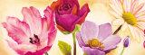 Danse de Fleurs I Poster von Pierre Viollet