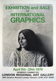International Graphics, 1979 Samlartryck av Ken Danby