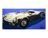 Porsche Spyder Giclee Print by Ben Walker