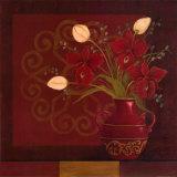 Tranquil Bouquet II Posters by Jo Moulton
